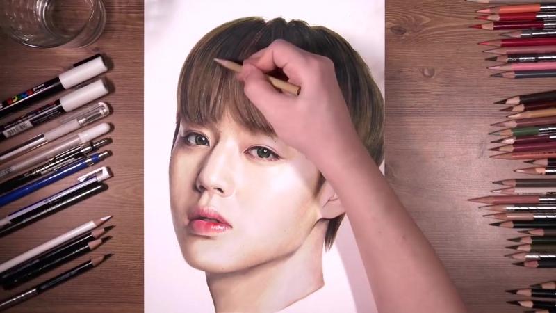 Wanna One - Jihoon by drawholic