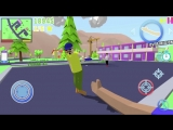 [РОМАН ФЛОКИ] 2 ЧИТ-КОДА НА СУПЕРГЕРОЯ ЧУВАКА В СИМУЛЯТОР КРУТОГО ЧУВАКА! - Dude Theft Wars: Open World