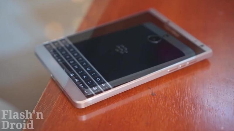 【商務旗艦】BlackBerry Passport Silver Edition 評測, Android Apps 配獨特鍵盤 - FlashingDroid