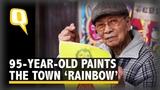'Rainbow Grandpa' Transforms Slum into Tourist Attraction - The Quint