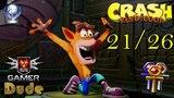Crash Bandicoot N. Sane Trilogy - Часть 1 Реликт 21