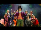Charlie and the Chocolate Factory the musicals new video trailer