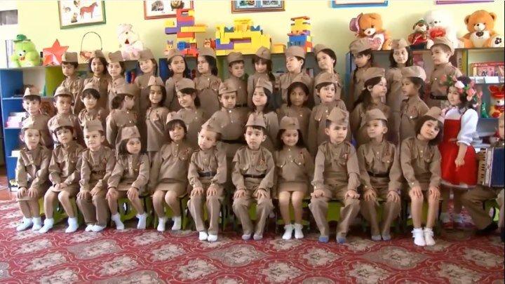 `СМУГЛЯНКА` Таджикские детишки из детского сада просто `взорвали` интерн