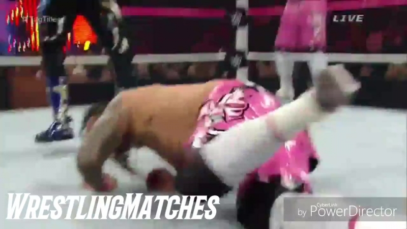 WM The Usos vs Stardust Goldust Hell In A Cell 2014 Highlights