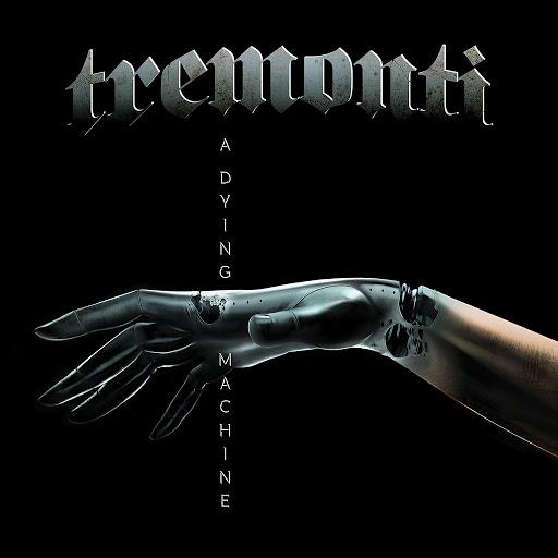 Tremonti альбом A Dying Machine