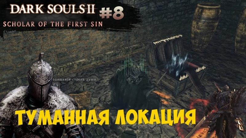 Мита Губительная Королева и дорога к разрушенной развилке (Dark Souls 2: SotFS) [8]