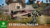 PUBG - официальный E3 2018 трейлер