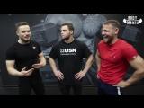 Заруба турникменов! Войтенко vs Бадургов