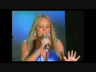 Mariah Carey - We Belong Together (live at Oprah Show)