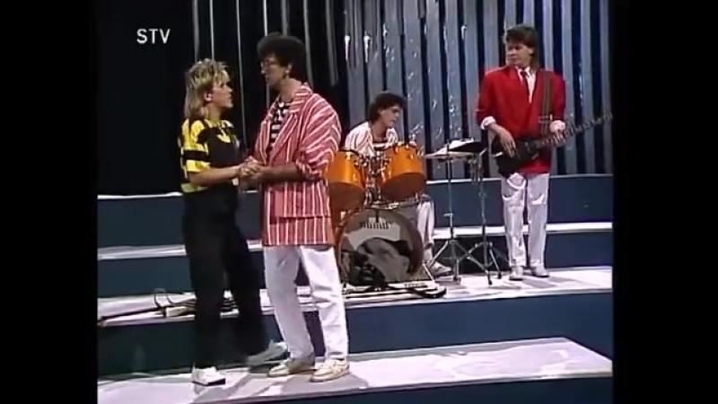 ВИА Весёлые ребята - Не волнуйтесь тётя. Конкурс Братиславская лира. 1987 год.