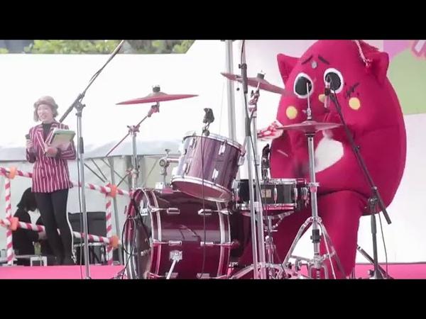 Drummer blitzin kids song にゃんごすたー 激しい アンパンマンマーチ nyangostar 2017年 11月12日