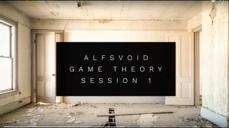 Game Theory Session 1: The Dollar Auction, Concorde Fallacy MacBeth Effect