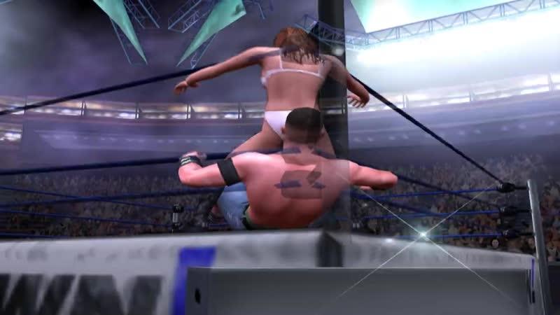 WWE Smackdown vs Raw Lita Season Mode Part 5