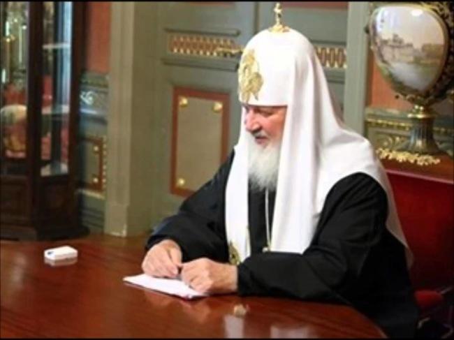 В Барнауле завели дело об экстремизме из-за картинки с патриархом Кириллом