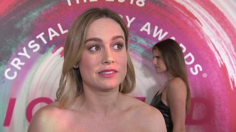 Larson unsure Captain Marvel role was 'right thing' for her