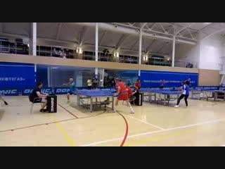 Теннис, Сургутнефтегаз
