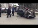 Массовое ДТП в Бугульме на перекрёстке улиц Гафиатуллина и Калинина 16 04 2019
