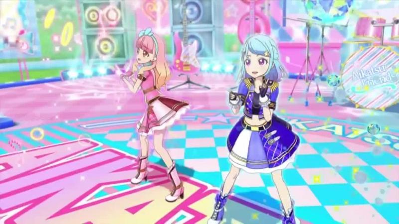 Aikatsu Friends! | Друзья Айкацу! 1 серия - Aikatsu Friends! [Dance Clip]