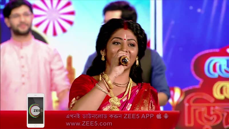 Промо Jelay Jelay Zee Bangla