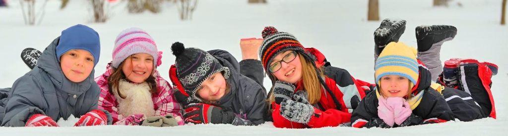 Дети Славянска пользующиеся льготами поедут на зимний отдых