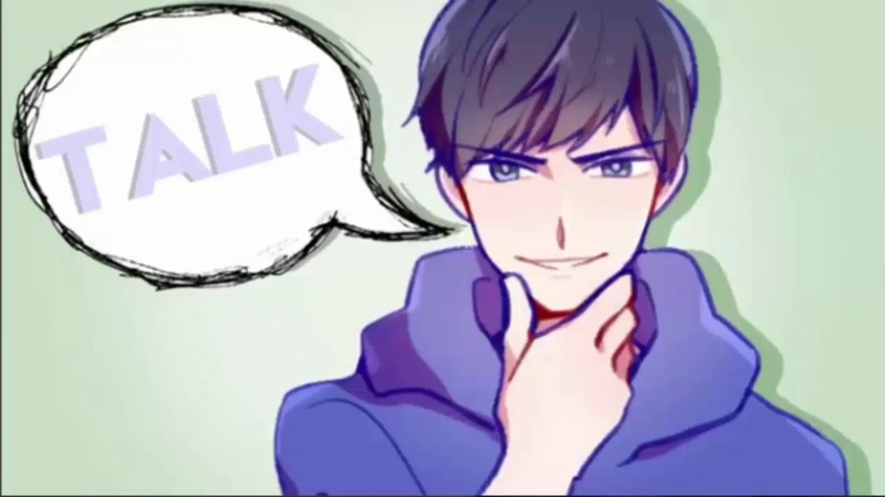 3 mins of osomatsu san edits
