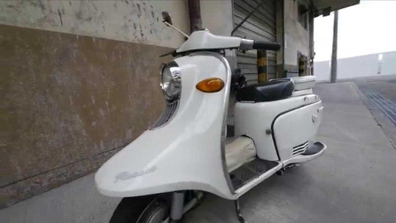 FUJI Rabbit Scooter S301 1968