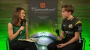 TI 8 main event - Interview Zai after surviving successfully in lower bracket