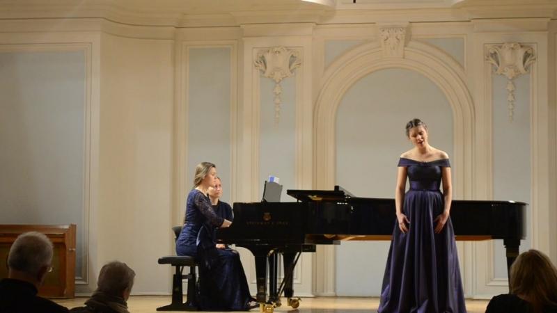 Robert Schumann Schöne Wiege meiner Leiden