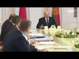 Лукашенко видит попытки сделать фейковые новости из его недавних заявлений на Большом разговоре