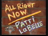 03. Patti Labelle. All Right Now (
