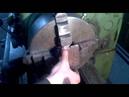 Как быстро выставить деталь в 4 х кулачковом патроне