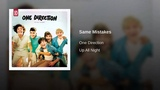 One Direction - Same Mistakes