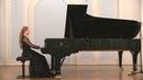 C. Debussy Etude №6 Pour les huit doigts (1915) L 136
