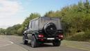 Самый МОЩНЫЙ ВЫХЛОП BRABUS ГЕЛЕНДВАГЕН G63 V8 Bi Turbo