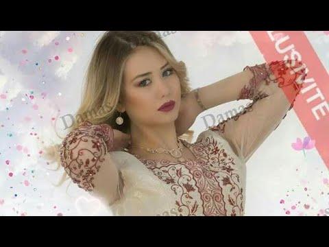 Nouvelle collection karakou moderne 2018 tendance création damas