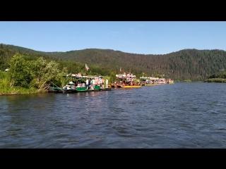 1ая стоянка ТуризмиСервис и наш флот