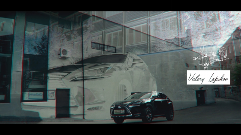 Lexus NX 200 l Ryazan, Advertising
