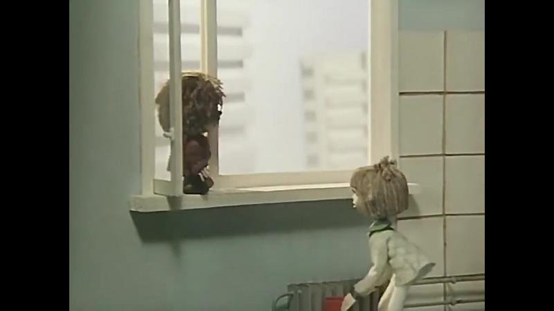 Домовёнок Кузя - дом для кузьки ( 2 серия)