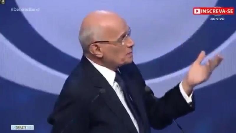 Momento glorioso no DebateBand em que Ciro Gomes fala sobre processo de aprovação de droga