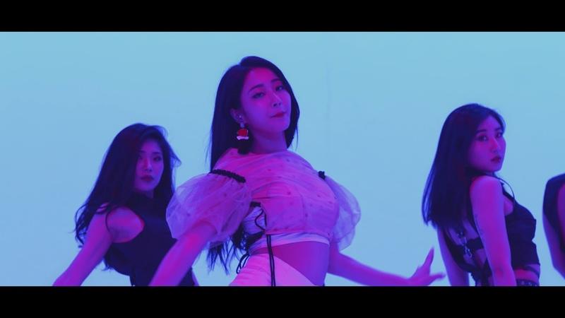 나인뮤지스[9MUSES] _ 경리 솔로 어젯밤 Dance Performance ver.