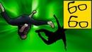 Трикинг или трюки боевых искусств с Алексеем Волковым зрелищный спорт и молодежная субкультура