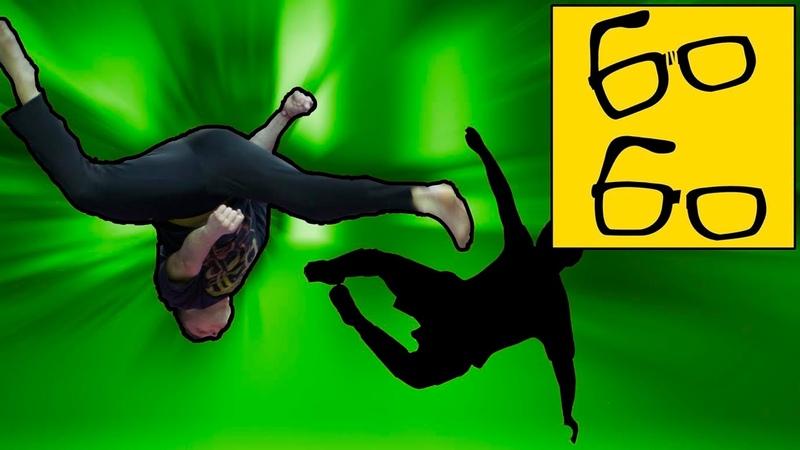 Трикинг или трюки боевых искусств с Алексеем Волковым — зрелищный спорт и молодежная субкультура