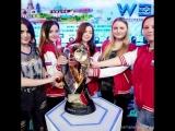 Русские девочки в киберспорте