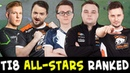 TI8 ALL-STARS Ranked — Miracle vs personal MMR ASSASSIN Illidan