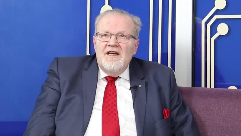 Вильфрид Бергманн в Академии цифровых технологий
