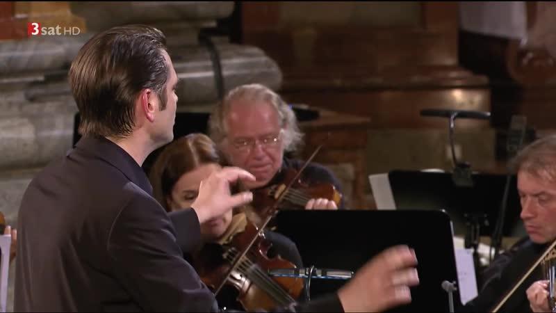 J. S. Bach - 'So close to heaven' BWV 225 34 68 172 - Concentus Musicus Vienna Tölzer Knabenchor [Stefan Gottfried]