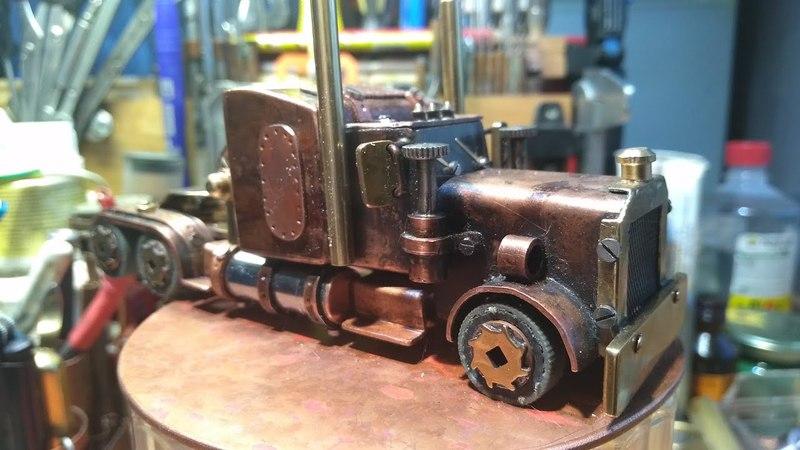 Steampunk. Пивная кружка