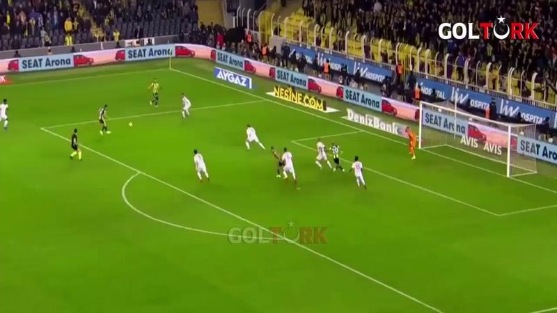 Fenerbahçe 2 0 Göztepe Maç Özeti Süper Lig Açılış Maçı
