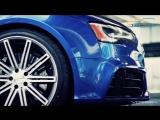 Audi RS5 на 20 дисках Vossen VVS CV4 Concave на 4 точки. Шины и диски 4точки - Wheels &amp Tyres