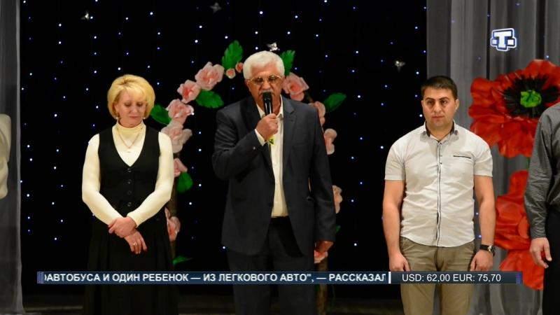 В Сакском районе состоялся концерт хореографической школы студии «ДЕМИРЕЛЬ»